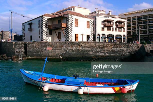 Casa de la Real Aduana Puerto de la Cruz Tenerife Canary Islands 2007 The Royal Customs House which dates from 1620