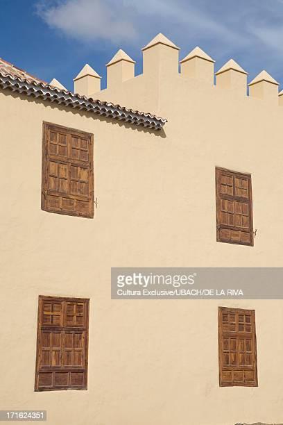 Casa de los Coroneles, La Olivia, Fuerteventura, Canary Islands, Spain