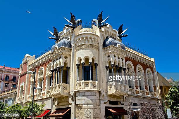 Casa de los Dragones or House of the Dragons is an important landmark in the Spanish exclave of Ceuta on the north coast of Africa and an...