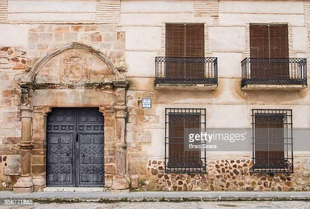 Casa del Capellan de las Bernardas