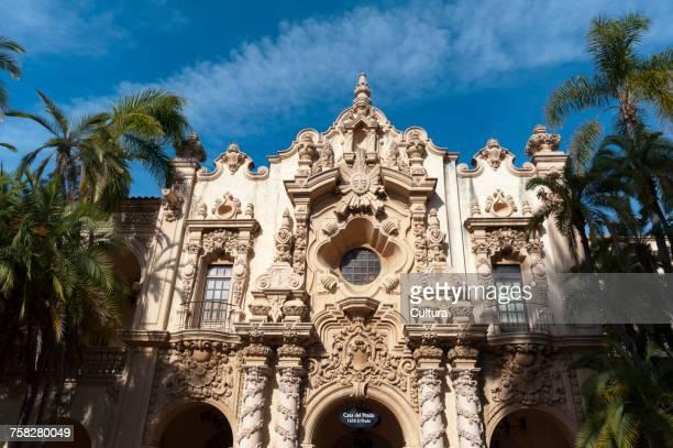 Casa del Prado, Balboa Park, San Diego, California, USA