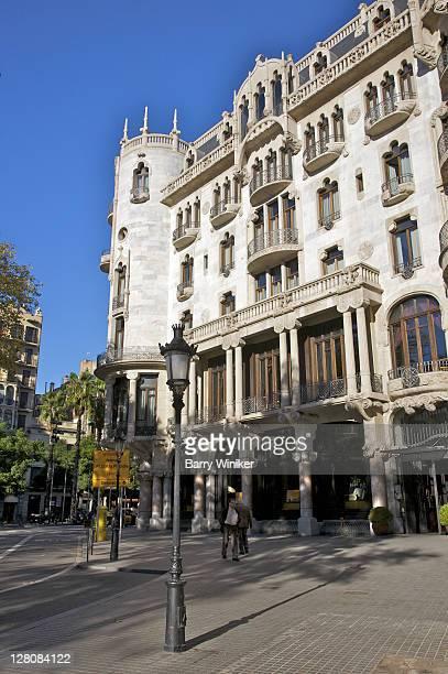 Casa Fuster, 190811, Barcelona, Spain, 5star luxury hotel on Passeig de Gracia
