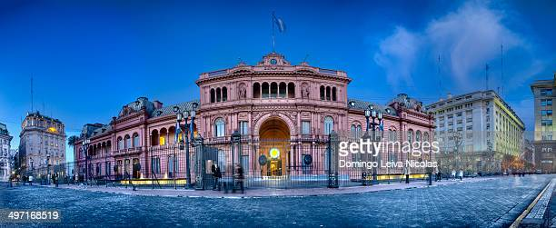 Casa Rosada Buenos Aires Argentina.La Casa Rosada is the official seat of the executive branch of the government of Argentina