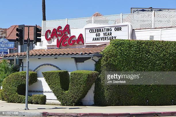 Casa Vega mexican restaurant celebrates 60 years in Sherman Oaks California September 15 2016