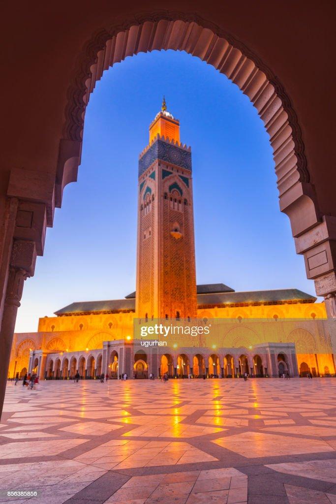 Casablanca, Morocco : Stock Photo