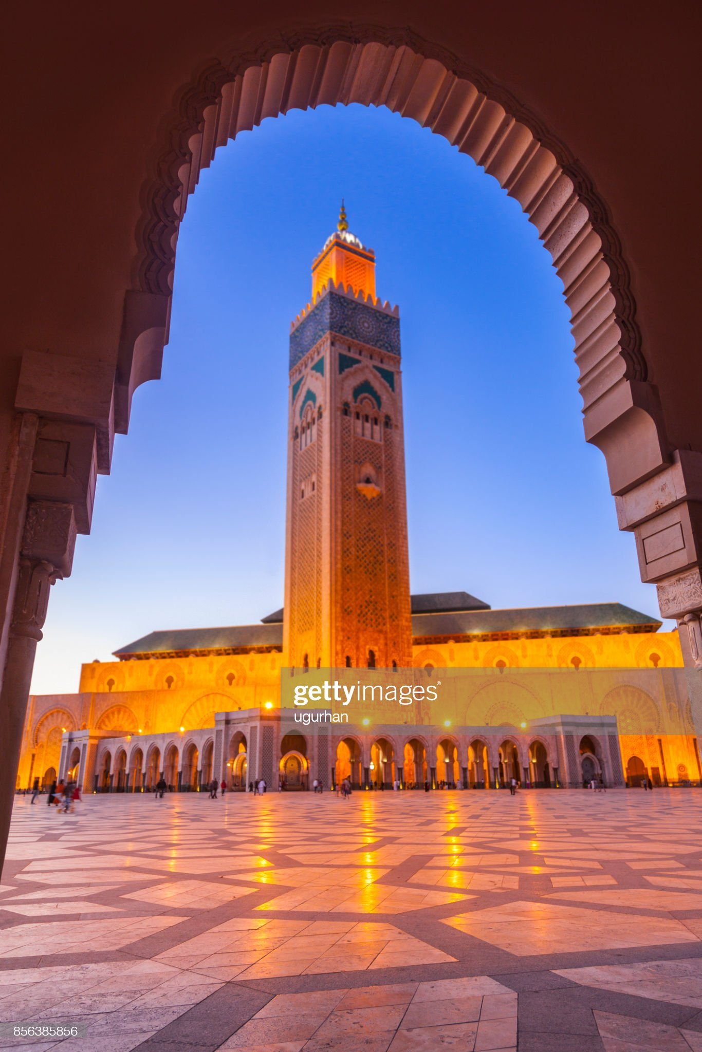 Casablanca, Marruecos : Foto de stock