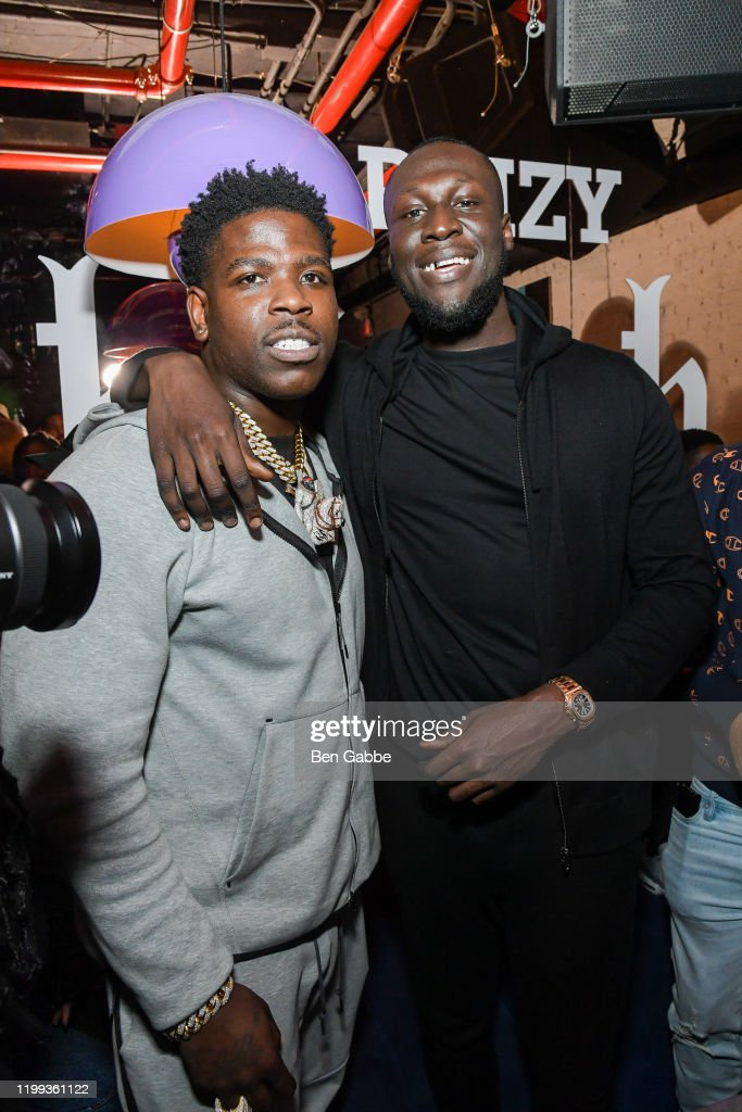 Casanova And Stormzy Attend The Stormzy Heavy Is The Head Album Event News Photo Getty Images