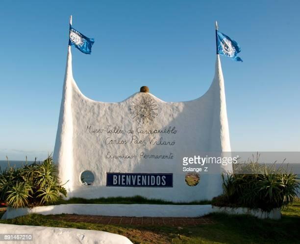 casapueblo em punta del este uruguai - east - fotografias e filmes do acervo