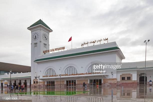 Casa-Voyageurs railway station