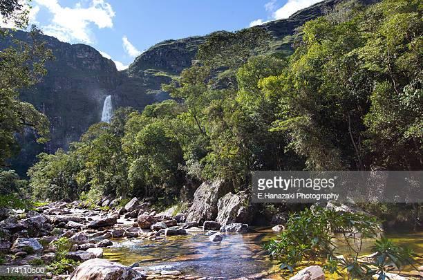 """""""Casca da Anta"""" waterfall"""