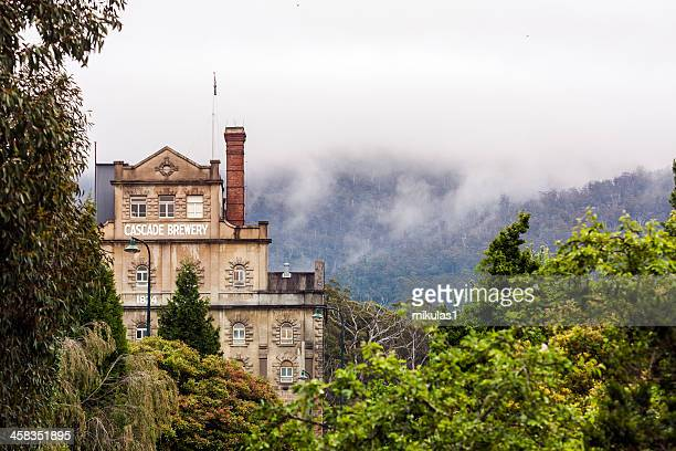 cascade brewery tasmania - hobart tasmania stock pictures, royalty-free photos & images