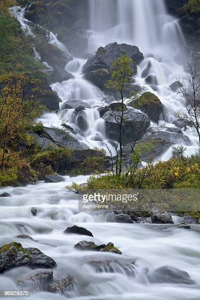 Cascading stream from Norway