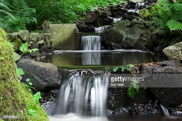 Kaskaden-Wasserfall