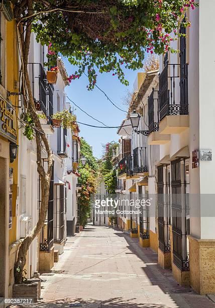 Casco Antiguo Marbella Old Town