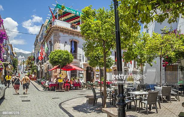 Casco Antiguo Marbella Old Town