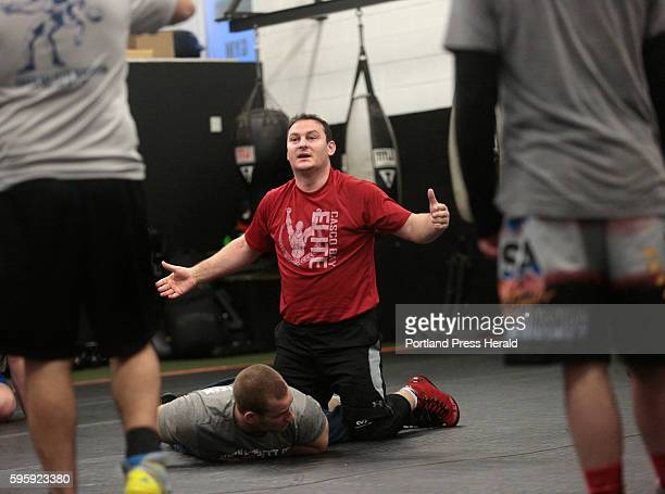 Casco Bay Elite wrestling club which is taking a wrestling/cultural exchange trip to Bulgaria Assistant coach Petko Delev of South Portland who is...