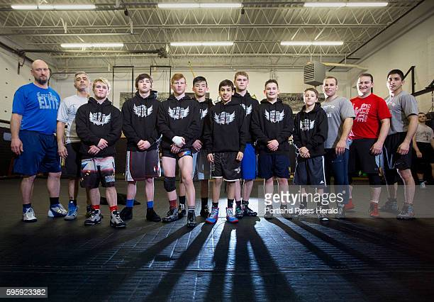 Casco Bay Elite wrestling club which is taking a wrestling/cultural exchange trip to Bulgaria