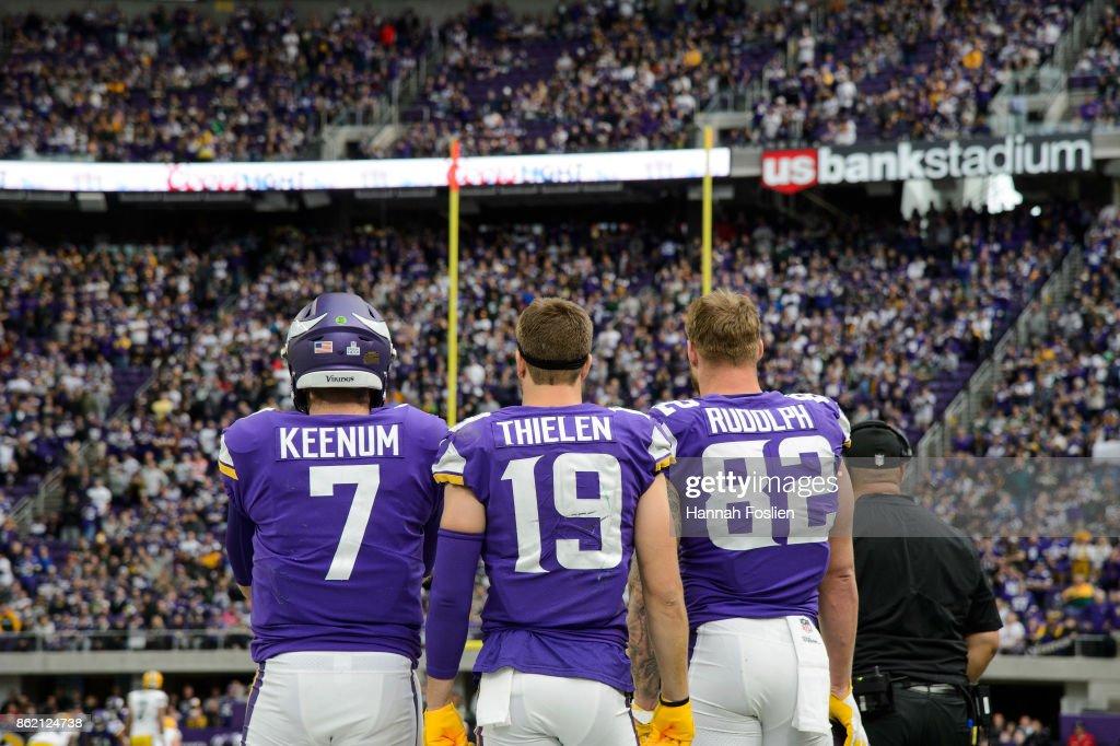 Green Bay Packers v Minnesota Vikings : News Photo