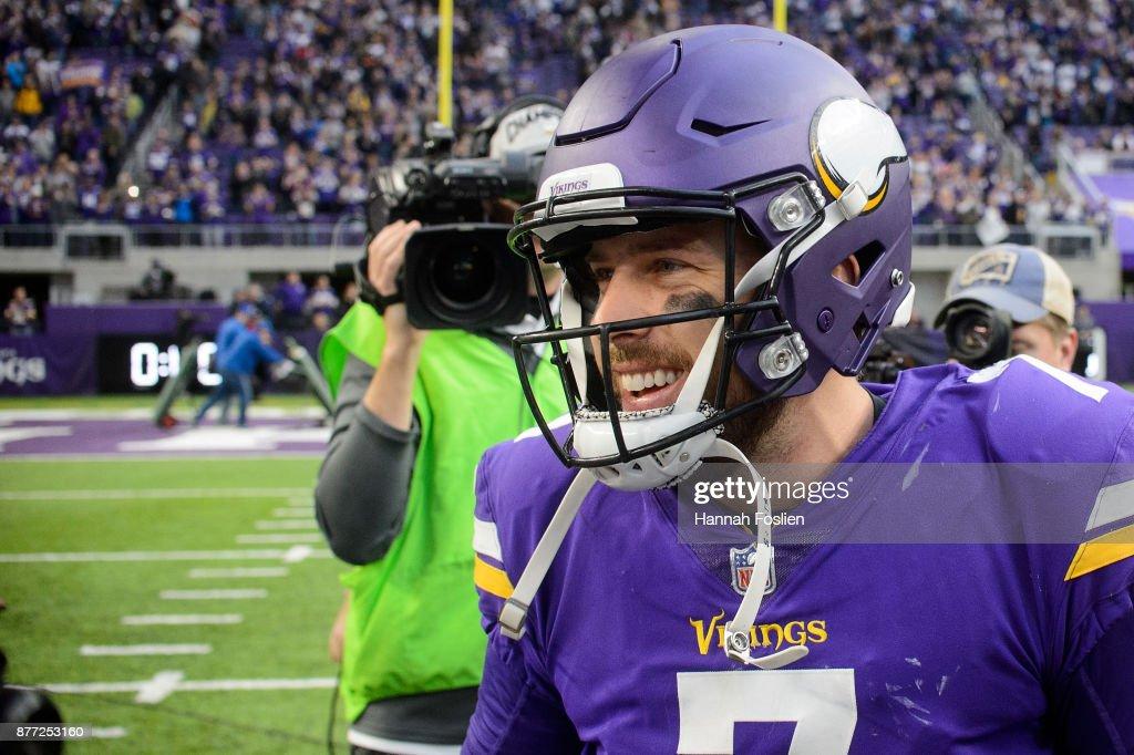 Los Angeles Rams v Minnesota Vikings : News Photo