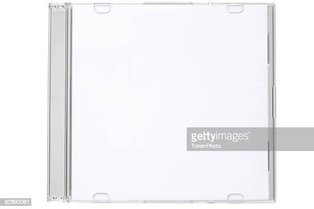 cd case (pathed) - compact disc stock pictures, royalty-free photos & images