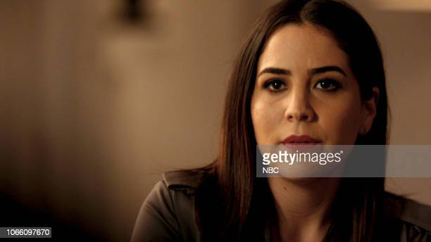 "Sun, Moon, and the Truth"" Episode 407 -- Pictured: Audrey Esparza as Tasha Zapata --"