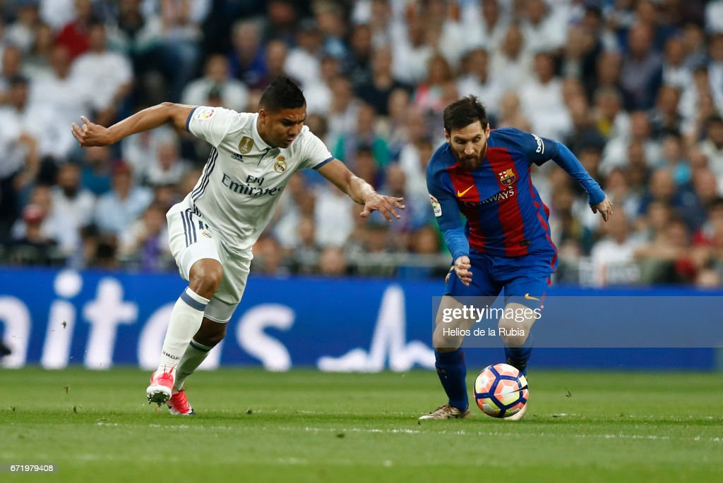 Real Madrid CF v FC Barcelona - La Liga : ニュース写真