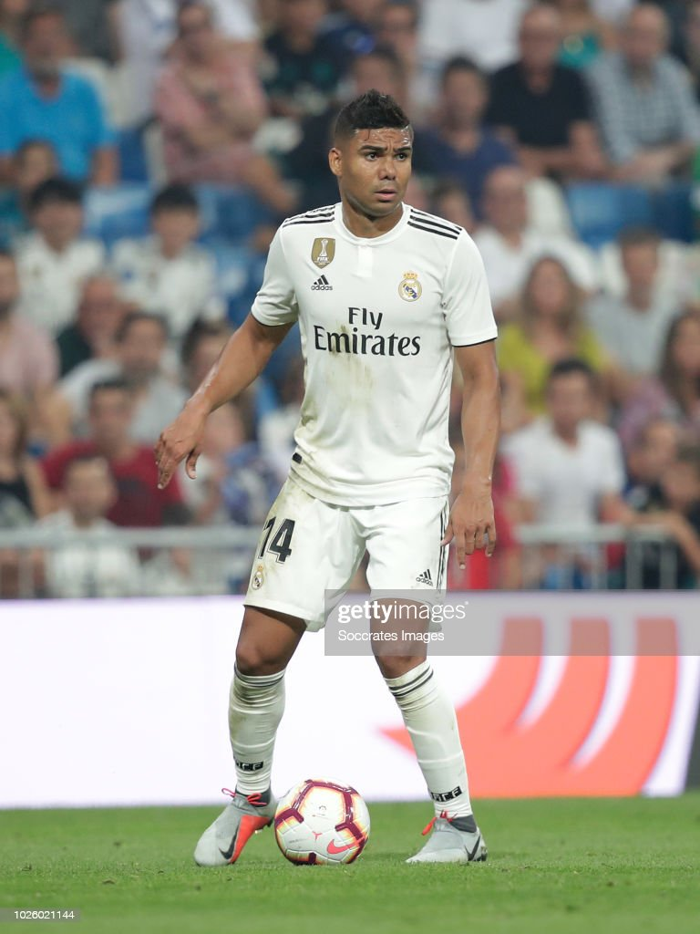 Real Madrid v Leganes - La Liga Santander : News Photo