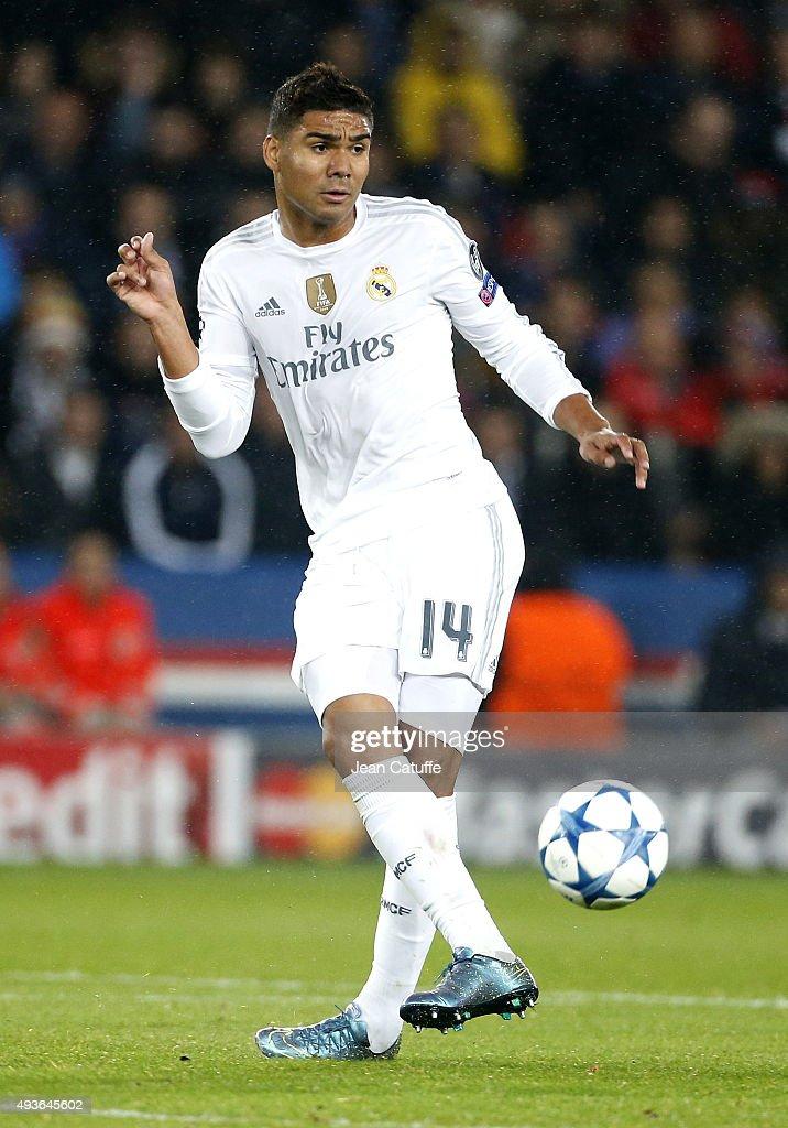 Paris Saint-Germain v Real Madrid - UEFA Champions League : ニュース写真