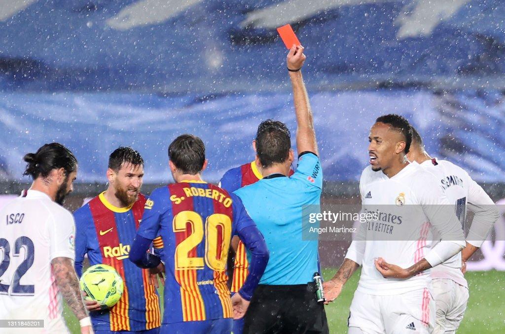 Real Madrid v FC Barcelona - La Liga Santander : ニュース写真