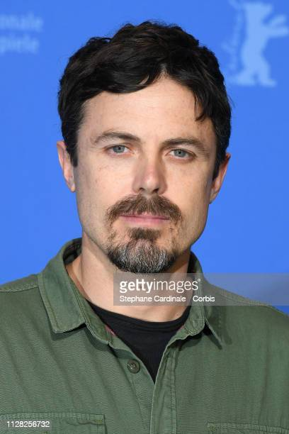 """Casey Affleck at the """"Light Of My Life"""" photocall during the 69th Berlinale International Film Festival Berlin at Grand Hyatt Hotel on February 08,..."""