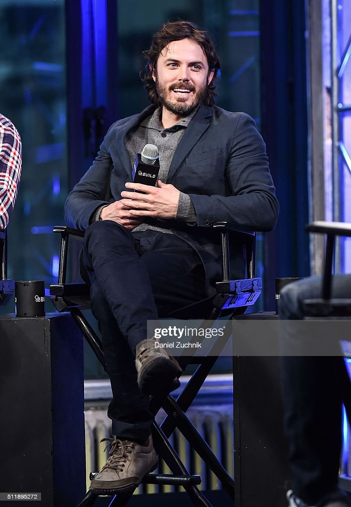"AOL Build Speaker Series - Casey Affleck and Anthony Mackie, ""Triple 9"""