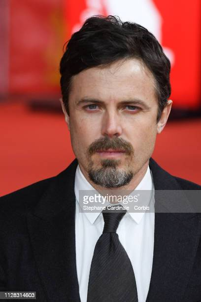 """Casey Affleck attends the """"Light Of My Life"""" premiere during the 69th Berlinale International Film Festival Berlin at Zoo Palast on February 08, 2019..."""