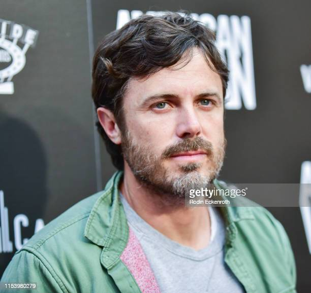 """Casey Affleck attends the premiere of Roadside Attraction's """"American Woman"""" at ArcLight Hollywood on June 05, 2019 in Hollywood, California."""