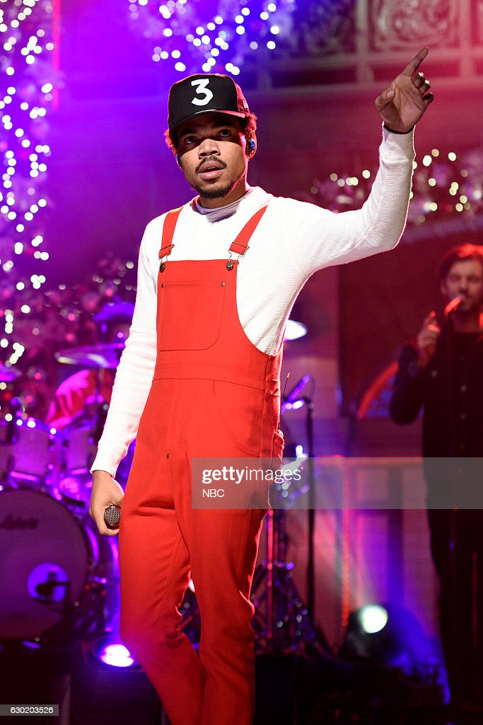 """NBC's """"Saturday Night Live"""" with guests Casey Affleck, Chance the Rapper"""