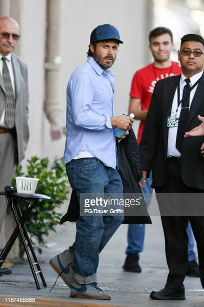 Casey Affleck is seen on July 23, 2019 in Los Angeles, California.