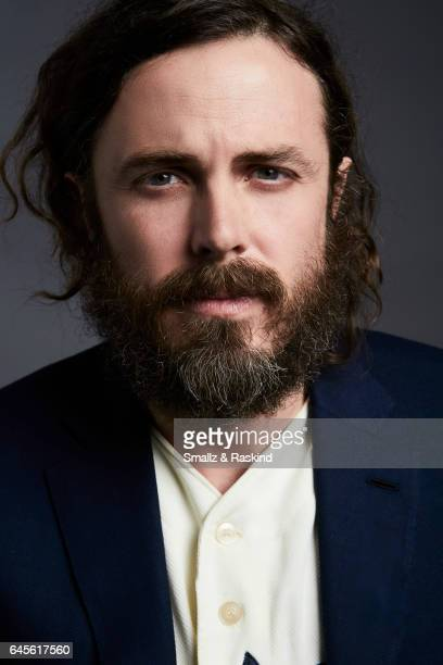 Casey Affleck poses for a portrait session at the 2017 Film Independent Spirit Awards on February 25, 2017 in Santa Monica, Califor ania.