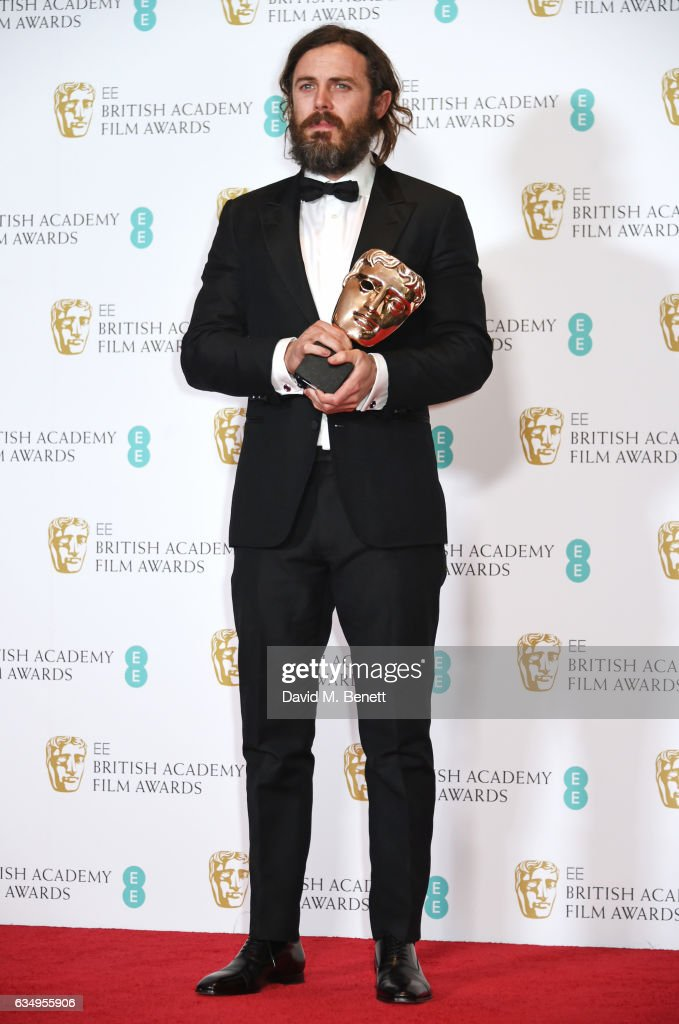 Casey Affleck Winner Of The Best Actor Award For Manchester By The News Photo Getty Images