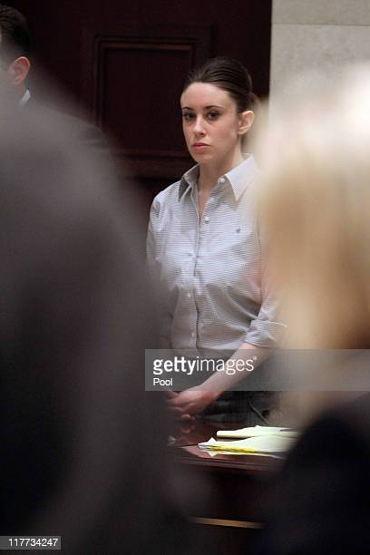 Casey Anthony tells Judge Belvin Perry she won't testify in her own defense as her defense attorney Jose Baez said the defense has rested its case at...