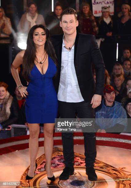 Casey Batchelor and Lee Ryan are the first to be 'evicted' from the Celebrity Big Brother house but then reenter into another room called the...