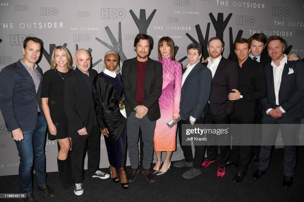 """Los Angeles Premiere of the new HBO Series """"The Outsider"""" : Nieuwsfoto's"""