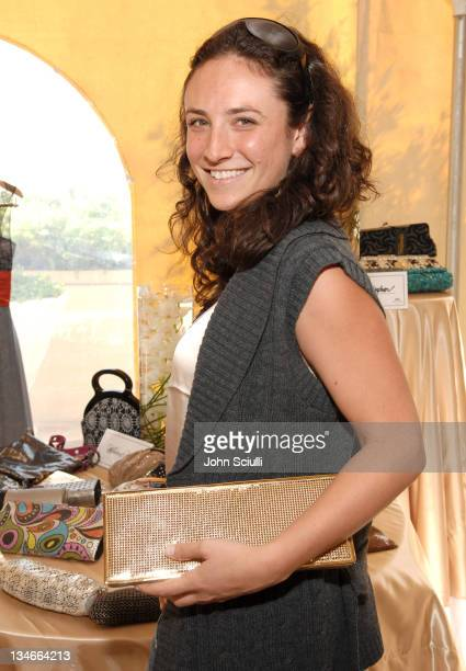 Casey Brennan during Tracy Paul and Company and Rachel Zoe Host a Showcase of Top Products for LA Fashion Week at Raffles L'Ermitage in Los Angeles...