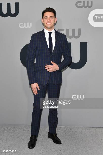 Casey Cott attends the 2018 CW Network Upfront at The London Hotel on May 17 2018 in New York City
