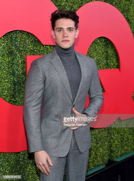 Casey Cott attends the 2018 GQ Men of the Year Party at a private residence on December 6 2018 in Beverly Hills California