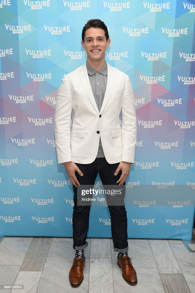 Casey Cott of Riverdale series attends the Vulture Festival at The Standard High Line on May 20, 2017 in New York City.