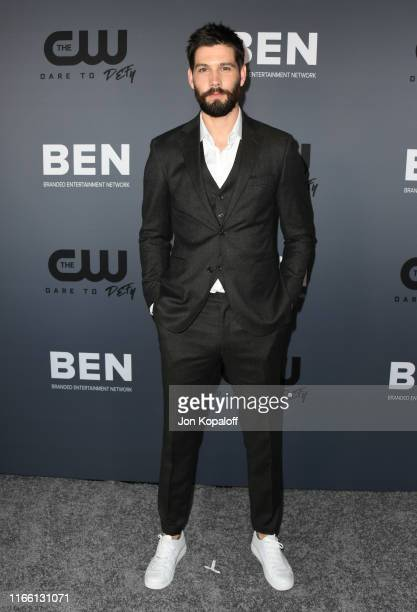 Casey Deidrick attends the The CW's Summer 2019 TCA Party sponsored by Branded Entertainment Network at The Beverly Hilton Hotel on August 04, 2019...