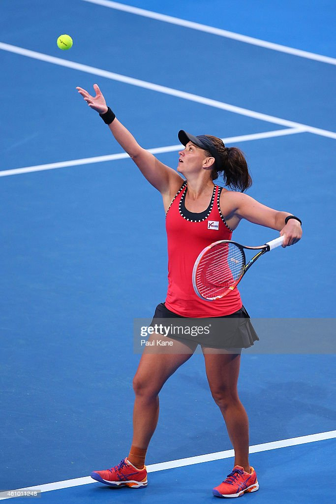 2015 Hopman Cup - Day 1 : News Photo