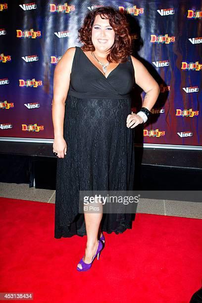 Casey Donovan on the red carpet at the Deadly awards 2011 on September 27 2011 in Sydney Australia