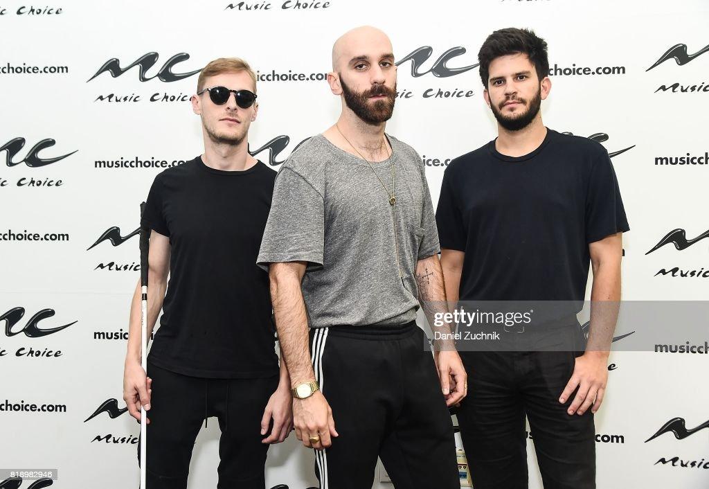 X Ambassadors Visit Music Choice