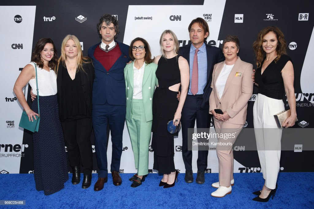 Turner Upfront 2018 Arrivals : News Photo