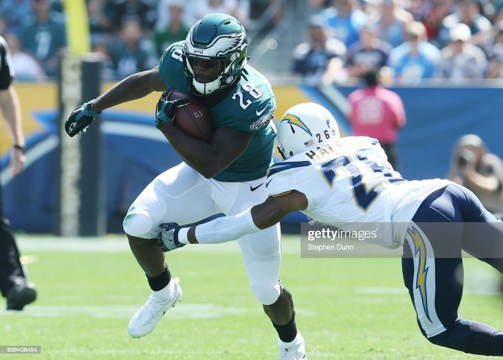 Philadelphia Eagles v Los Angeles Chargers